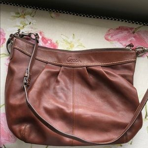 Vintage Coach - Dark Brown